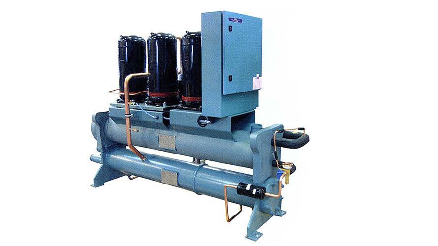 水冷旋涡模块式冷水机组