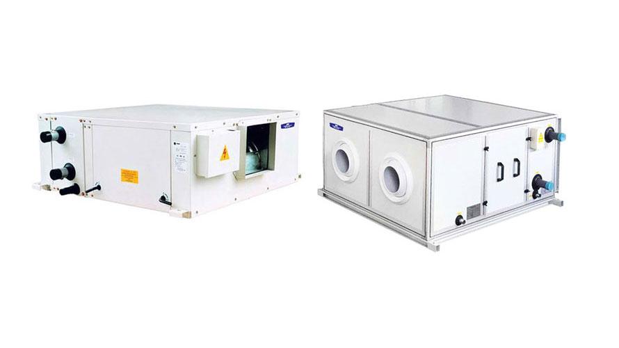柜式空气处理机组(吊顶式)